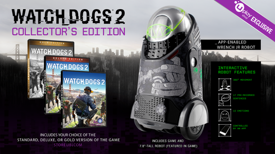 Watch_Dogs® 2 - Collector Edition Deluxe, , large