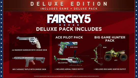 Far Cry® 5 Deluxe Edition, , large
