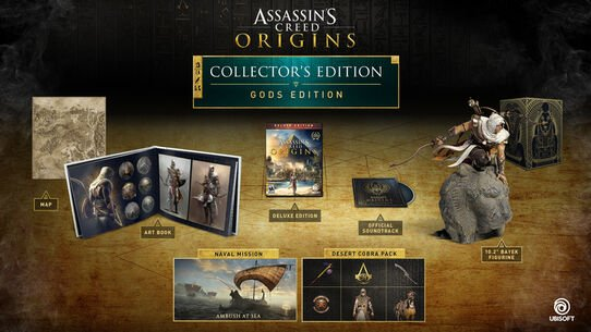 Assassin's Creed® God's Collector's Edition, , large