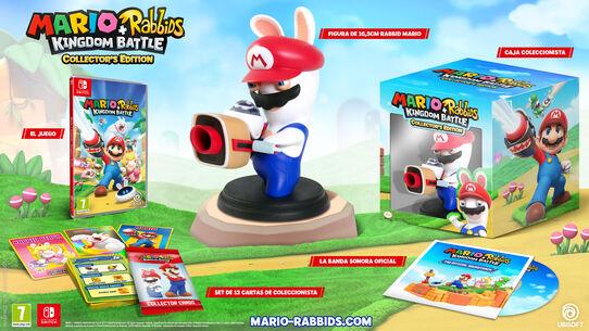 Mario + Rabbids Kingdom Battle - Collector Edition, , large