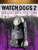 Watch_Dogs® 2 Collector Edition Gold, , large