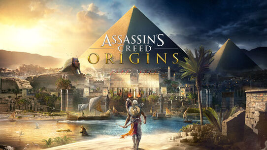 Assassin's Creed Origins, , large
