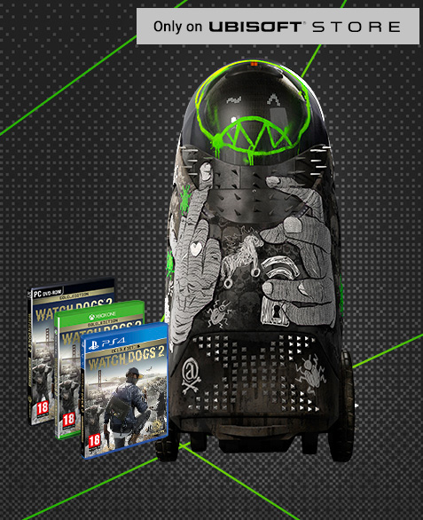 Watch Dog Uplay Sold Out