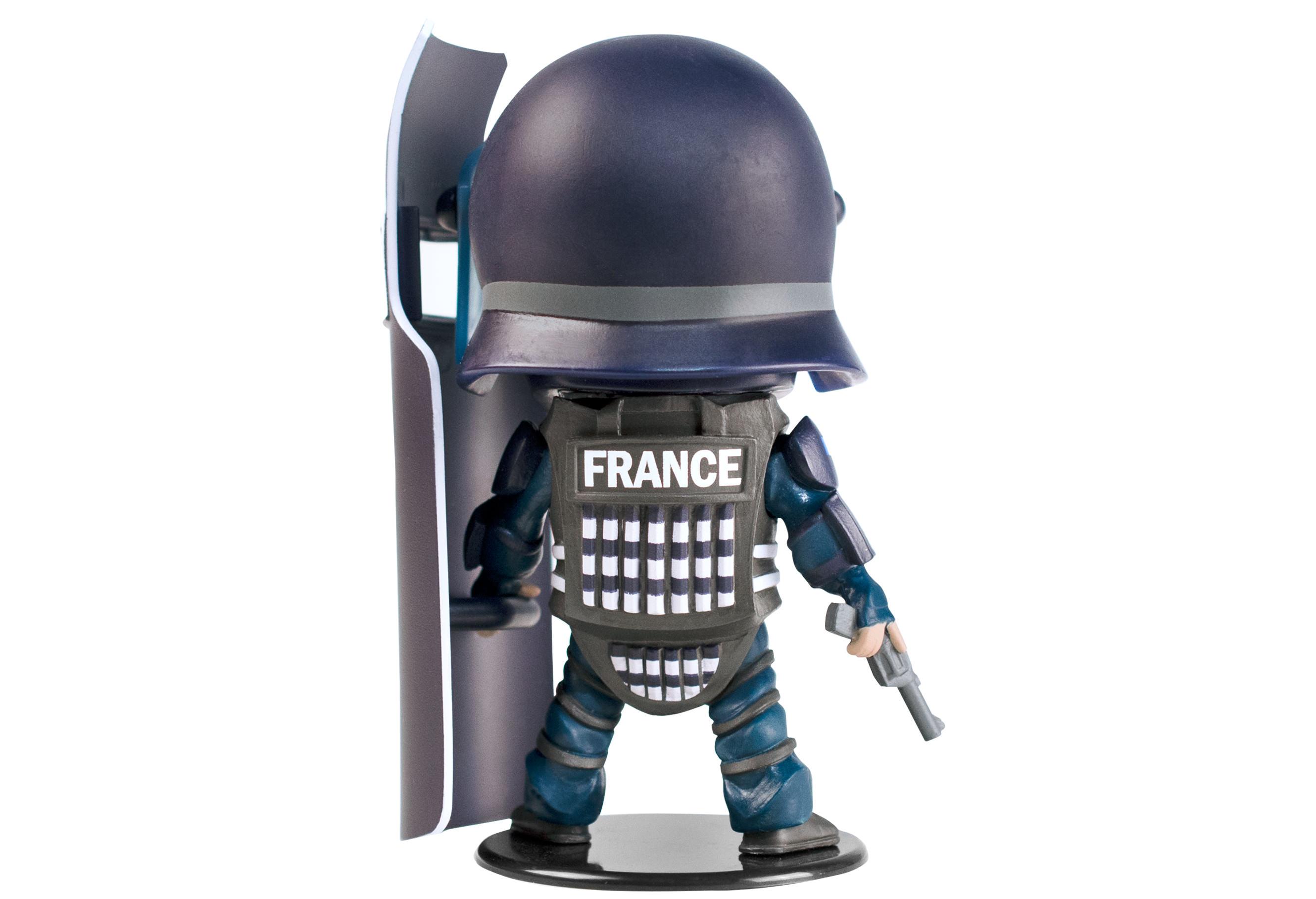 Montagne Figurine Six Siege Official Ubisoft Store