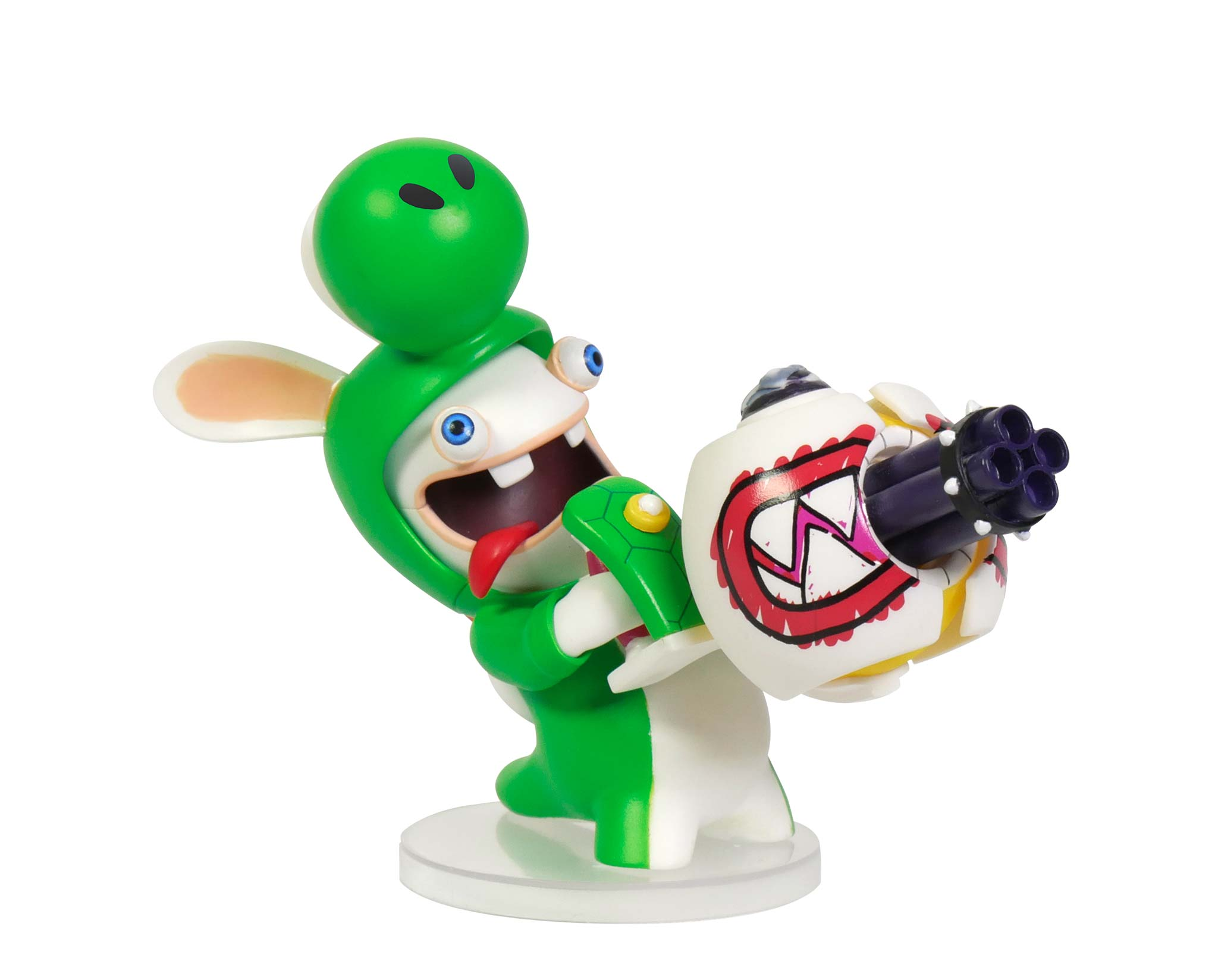 Yoshi 3 Figurine  Mario  Rabbids Kingdom Battle  Ubi Workshop