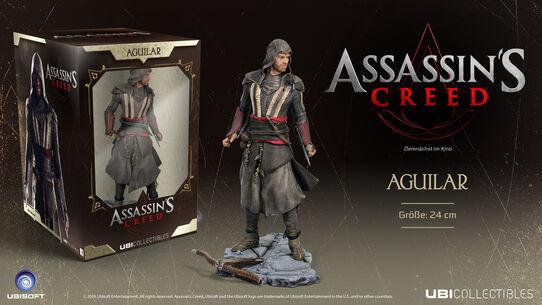 Assassin's Creed® movie: Aguilar figurine, , large