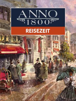 Anno 1800 Reisezeit Packshot