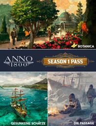 Anno 1800 Season 1 Pass, , large