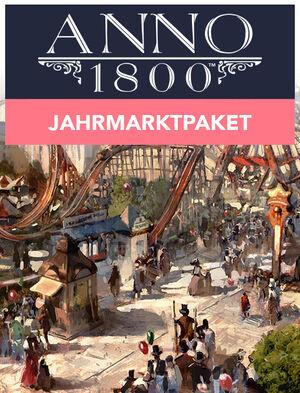Anno 1800 Jahrmarktpaket, , large