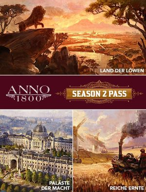 Anno 1800 Season 2 Pass, , large