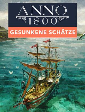 Anno 1800 - Gesunkene Schätze, , large