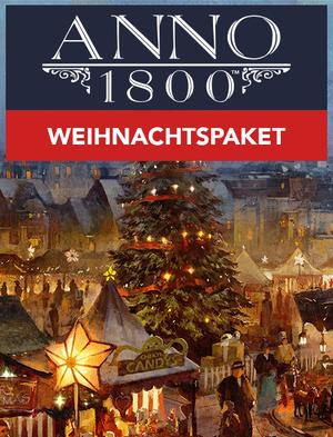 Anno 1800: Weihnachtspaket, , large