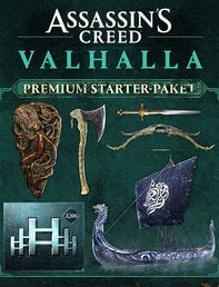 Assassin's Creed Valhalla – Premium Starter-Paket, , large