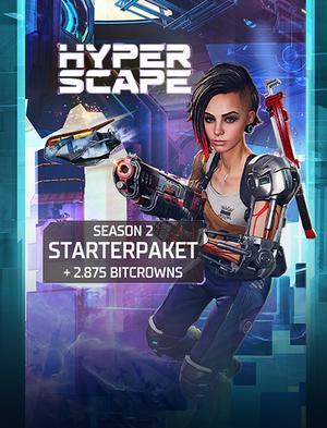 HYPER SCAPE Saison 2 – Starterpaket, , large