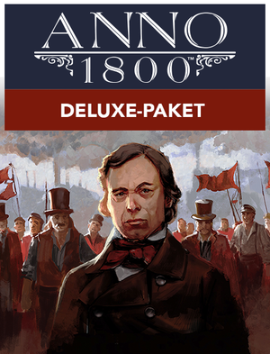 Anno 1800 Deluxe Pack, , large