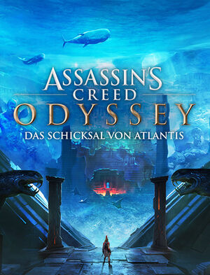 Assassin's Creed Odyssey - Das Schicksal von Atlantis, , large