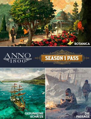Anno 1800 Season Pass 1, , large