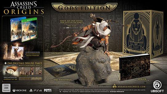 Assassin's Creed® Origins - Gods Edition, , large