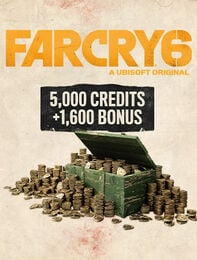 Far Cry 6 X-large Pack (6,600 Credits), , large