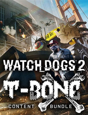 Watch Dogs®2 - T-Bone Content Bundle, , large