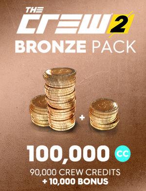 The Crew 2 Bronze-Crew-Credits-Paket, , large