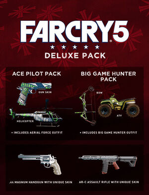 Far Cry®5 Deluxe Pack, , large