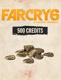 Far Cry 6 - Base Pack (500 Credits)Box Art