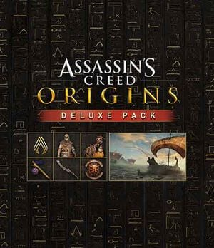 Assassin's Creed® Origins - Deluxe Pack, , large