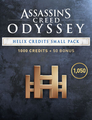 Assassin's Creed Odyssey - HELIX CREDITS SMALL PACK, , large