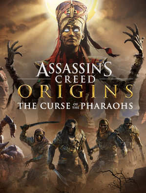 Assassin's Creed® Origins - The Curse Of the Pharaohs, , large