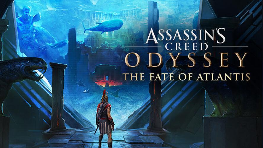 Assassin S Creed Odyssey The Fate Of Atlantis Dlc