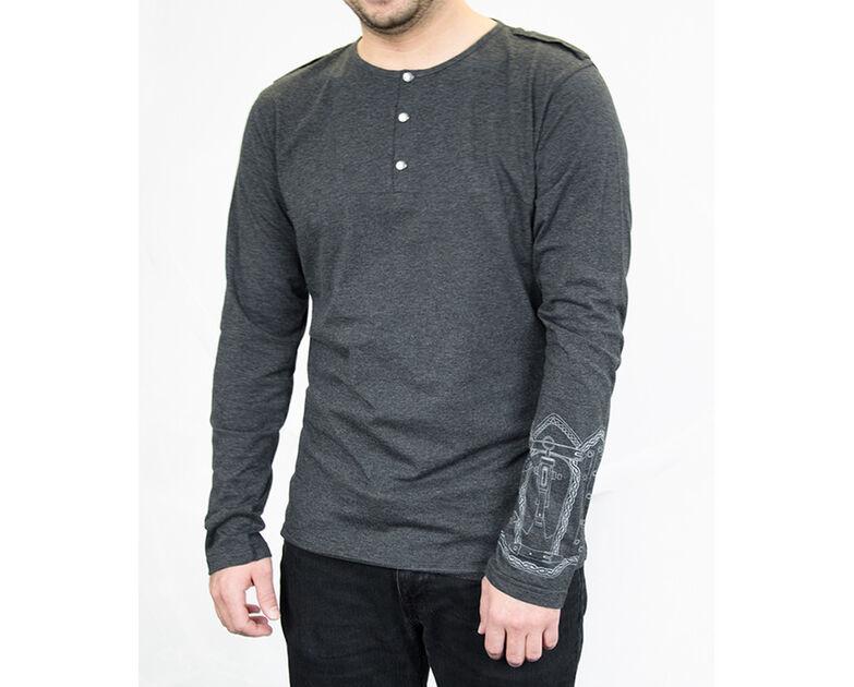 Assassin's Creed Syndicate | Hidden Blade Long Sleeve T-Shirt ...