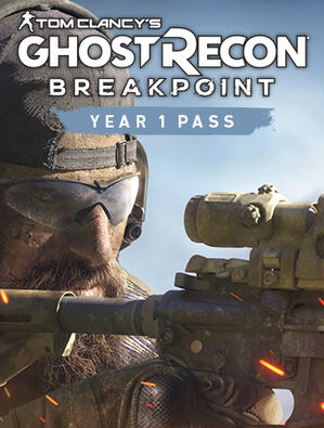 Tom Clancy's Ghost Recon Breakpoint Year 1 Pass, , large