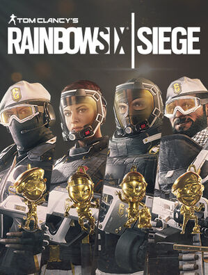 Tom Clancy's Rainbow Six Siege : Alle Profiliga-Sets, , large