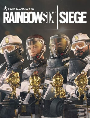 Tom Clancy's Rainbow Six Siege : Sets Pro League para todos, , large
