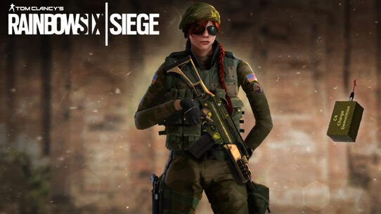 Tom Clancy's Rainbow Six Siege - Ash Engineering Set, , large