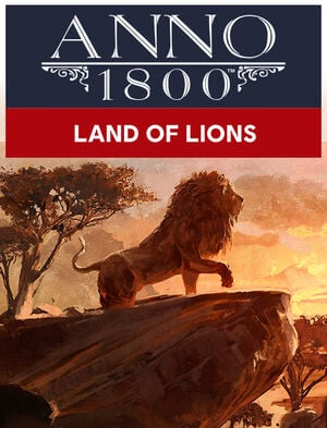 Anno 1800 Land Of Lions, , large