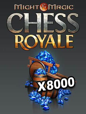 Might & Magic: Chess Royale 一車水晶, , large