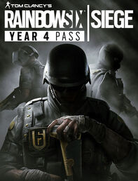 Tom Clancy's Rainbow Six Siege - Year 4 Pass, , large
