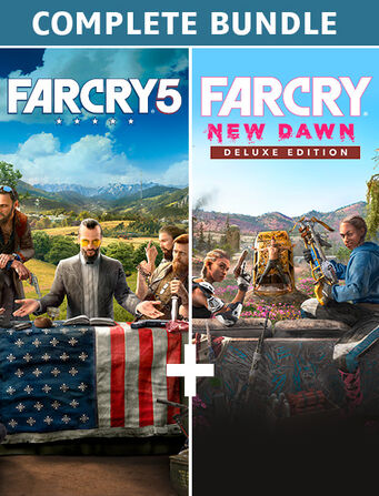 Buy Far Cry New Dawn Complete Edition