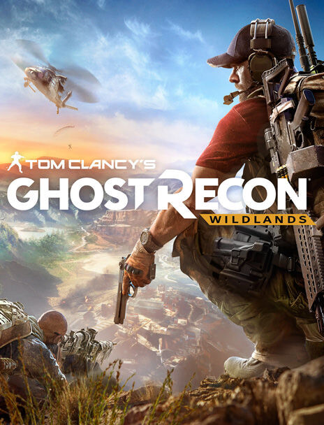 wapking ghost recon game