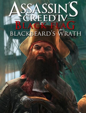 Assassin's Creed®IV Black Flag™ - MP-Figurenpaket 1: Blackbeards Zorn (DLC), , large