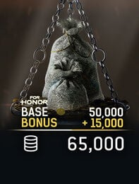 FOR HONOR™ 65 000 STEEL Credits Pack, , large