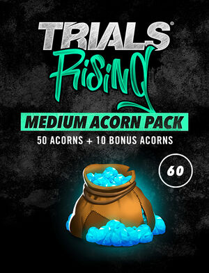 Trials Rising Acorns Pack - Medium, , large