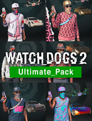 Watch_Dogs®2 - Ultimate Pack, , large