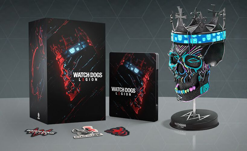 Watch Dogs Legion Collector S Edition Ubisoft