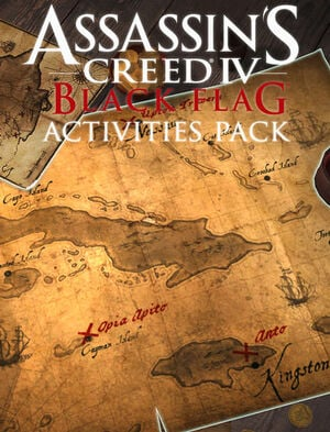 Assassin's Creed IV Black Flag - Activities Pack DLC, , large
