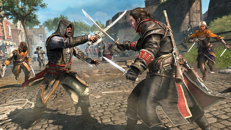 Assassin S Creed Rogue Digital Deluxe Edition
