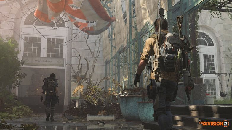 Tom Clancy's The Division 2 Standard Edition - UBISOFT