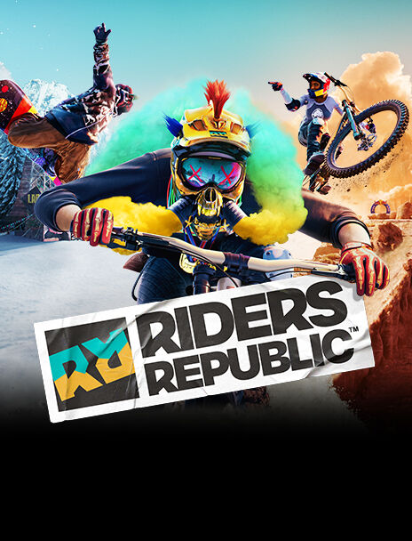 Riders Republic Xbox Series X